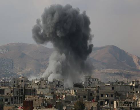 مقتل 4 مدنيين وإصابة 20 في غارات للنظام على مناطق سكنية بإدلب