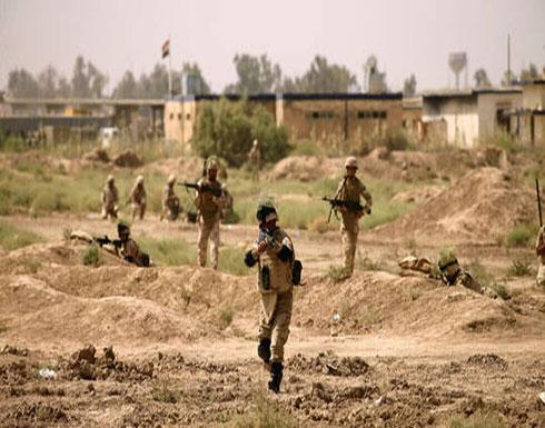 سقوط صاروخين قرب قاعدة التاجي العراقية