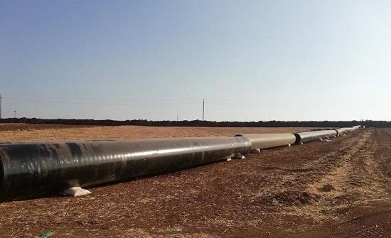توضيح آلية تحويل مقترح منع استيراد الغاز الإسرائيلي لمشروع قانون
