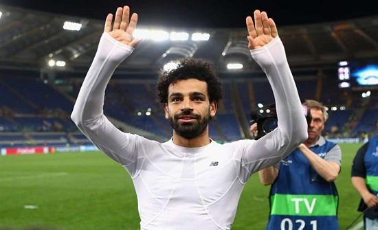 محمد صلاح يشجع جماهير ليفربول بأغنية Egyptian King