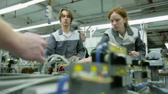 """""""هبوط قياسي"""" بمعدل البطالة في ألمانيا"""