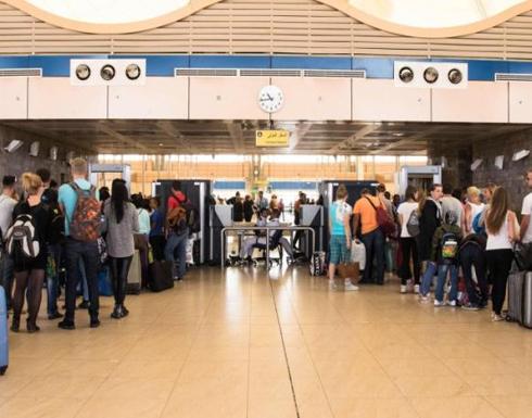 بريطانيا تستأنف رحلات الطيران لشرم الشيخ