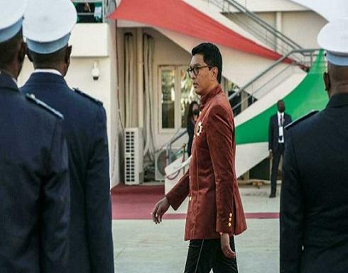 مدغشقر تعتقل 21 شخصا للاشتباه في ضلوعهم في مؤامرة لقلب نظام الحكم