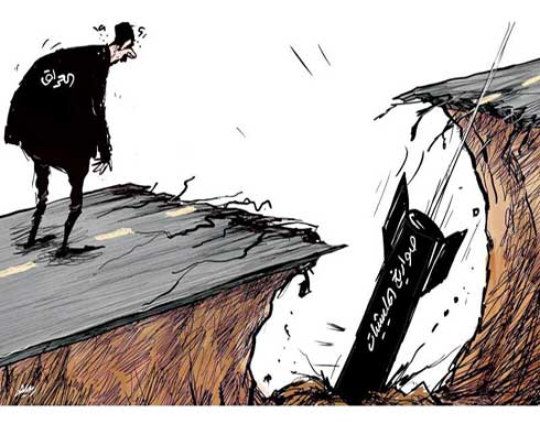 صواريخ المليشيات في العراق