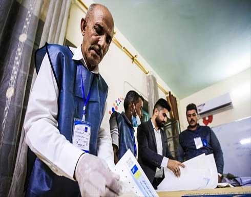 العراق.. 69 بالمئة نسبة المشاركة بالاقتراع الخاص