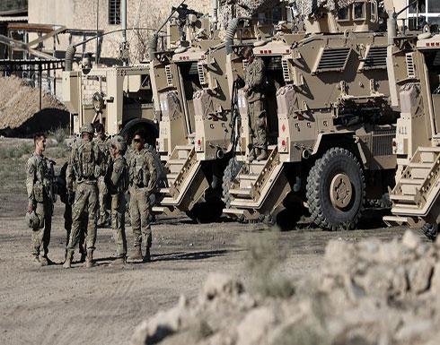 انفجار يستهدف رتلاً يحمل آليات للقوات الأميركية جنوب بغداد