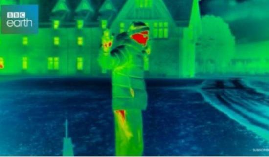 بالفيديو: شاهد كيف يفقد جسمك الحرارة في الطقس البارد