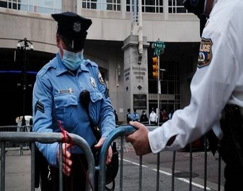 الولايات المتحدة.. إخلاء محيط مركز للتصويت في فيلاديلفيا بعد إنذار بوجود قنبلة