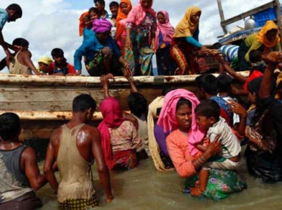 السويد وبريطانيا تطلبان اجتماعا لمجلس الأمن بشأن الروهينغا في ميانمار