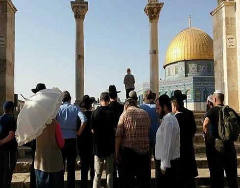 """شرطة الاحتلال تقرر عدم الموافقة على """"مسيرة الأعلام"""" بالقدس"""