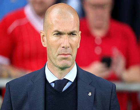 زيدان يصيب ثنائي ريال مدريد بالتوتر