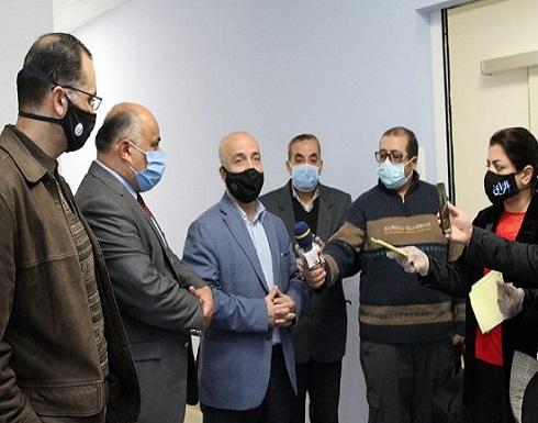 ملف بالصور والفيديو : جولة للصحفيين في مستشفى عمان الميداني