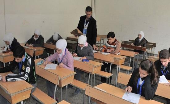 سوريا  : مطمئنون على طلابنا في الأردن