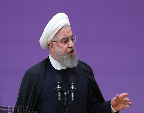 روحاني: ميزانية إيران معدة للتصدي للعقوبات الأمريكية
