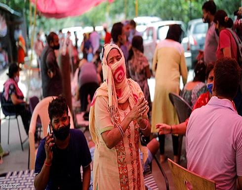 """كورونا يكسر """"حاجزا مليونيا"""" في الهند.. والحقيقة """"غير معلنة"""""""