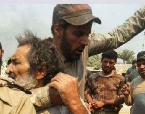 """الكرمة : الميليشيات تعتقل """" مجنونا """" وتصوره أنه أسير من تنظيم الدولة"""