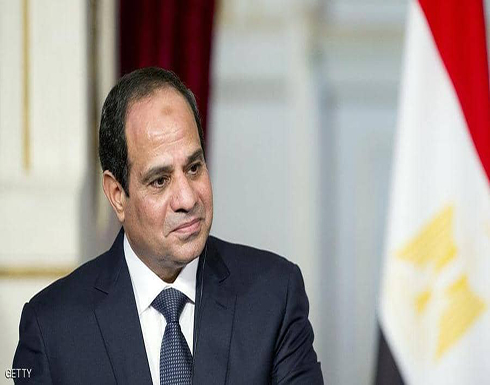 السيسي: مصر وشعبها قادرون على إحباط محاولة إسقاط الدولة
