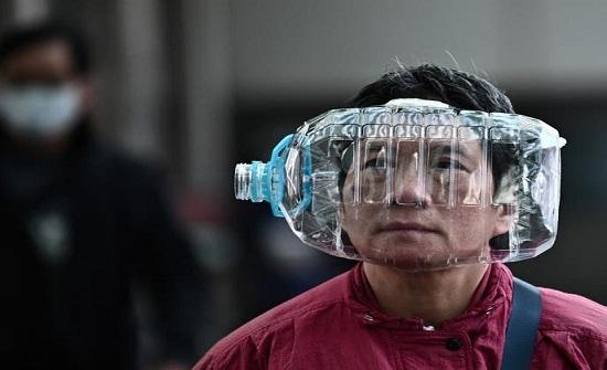 بالفيديو..عودة الاعتبار للأكياس البلاستكية للحماية من كورونا
