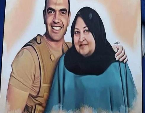بعد وفاتة في عمليات بسيناء .. وفاة والدة العقيد المصري أحمد منسي