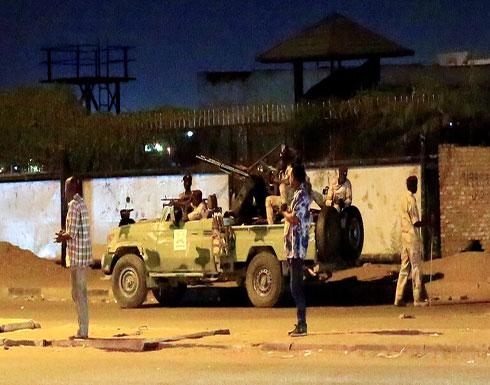 إطلاق نار كثيف في أنحاء متفرقة من الخرطوم والجيش السوداني يتصدى لهم