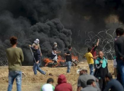 """هيئة """"مسيرات العودة"""": نملك أدلة على تعمد إسرائيل قتل المتظاهرين بغزة"""
