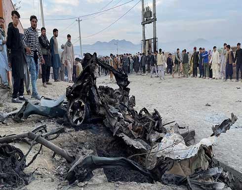 طالبان توسع دائرة العنف.. قتلى بانفجار لغم بحافلة شمال كابول