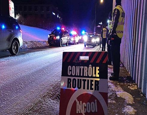 """الشرطة الكندية تعلن سقوط """"عدد من الضحايا"""" بسلاح أبيض وتوقيف مشتبه به"""