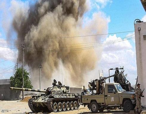 """الجيش الليبي يوضح حقيقة """"القصف الليلي"""" على طرابلس"""