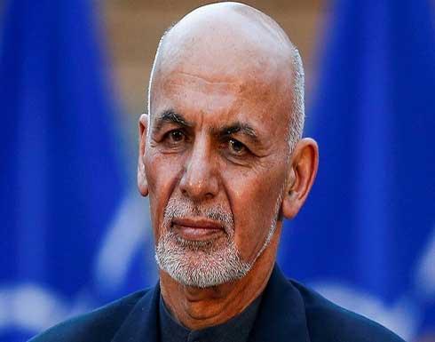 الرئيس الأفغاني سيطرح خريطة طريق للسلام من ثلاث مراحل