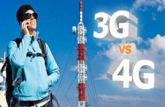ما الفرق بين 3G و4G؟