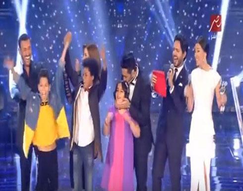 المتسابق المغربي حمزة لبيض يفوز بلقب «The Voice Kids» ( فيديو )