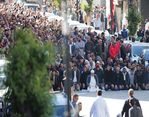خطبة العيد بالجزائر تدعو لحماية المسيرات من الاختراق