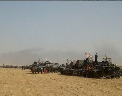تحركات عسكرية مكثفة .. وأربيل تعلن بدء معركة الموصل