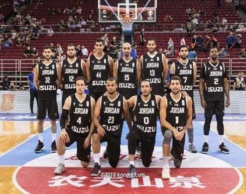 اختبار صعب للأردن أمام فرنسا في مونديال السلة