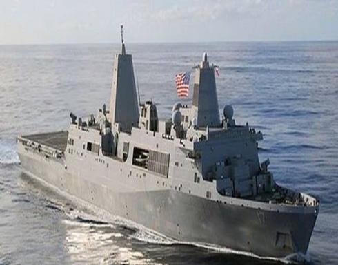 تدريبات بحرية مشتركة بين الولايات المتحدة وقطر