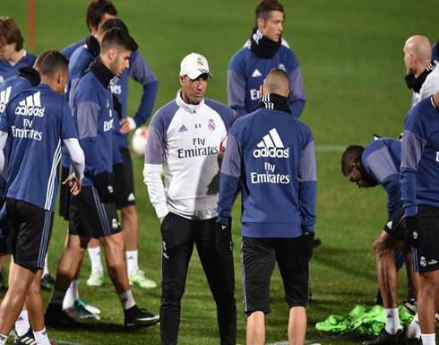 ريال مدريد يُثير قلق مُشجعيه قبل مواجهة نابولي