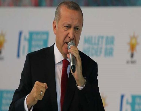 """بالفيديو - أردوغان: مصممون على شق """"قناة اسطنبول"""""""