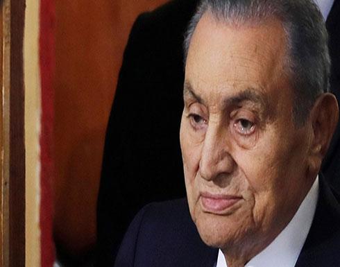 علاء مبارك ينفي شائعة وفاة والده الرئيس المصري الأسبق حسني مبارك