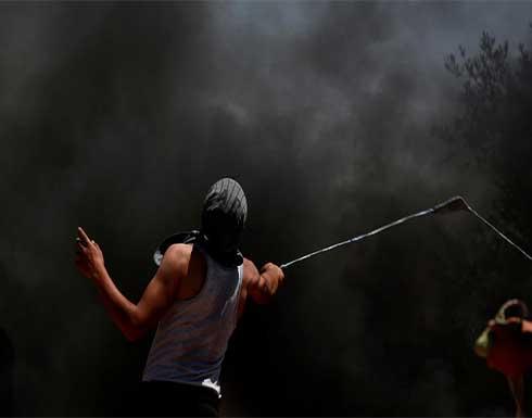 إصابة 411 فلسطينيا في مواجهات مع قوات الاحتلال الإسرائيلي جنوبي نابلس