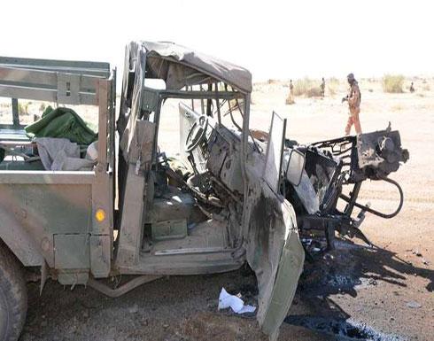 مالي.. مقتل 14 عسكريا بهجوم لمسلحين على معسكر للجيش