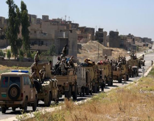 القوات العراقية تهاجم تلعفر وتشتبك مع تنظيم الدولة
