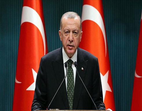 """أردوغان: """"كورونا"""" زاد من مسؤولية وأهمية """"مجموعة العشرين"""""""