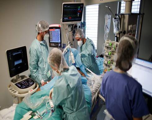 فرنسا تسجل 35641 إصابة و223 وفاة جديدة بفيروس كورونا