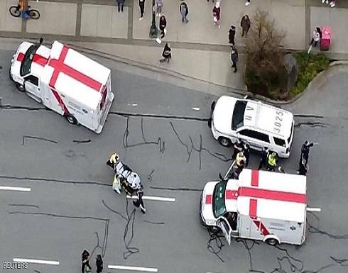 ضحايا باعتداء في كندا.. والشرطة تعتقل مشتبها به