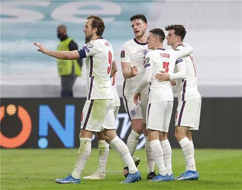 بالصور: إنجلترا تعود من ألبانيا ب3 نقاط ثمينة