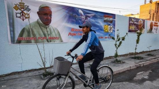 قبيل زيارة البابا.. إصابة سفير الفاتيكان في العراق بكورونا