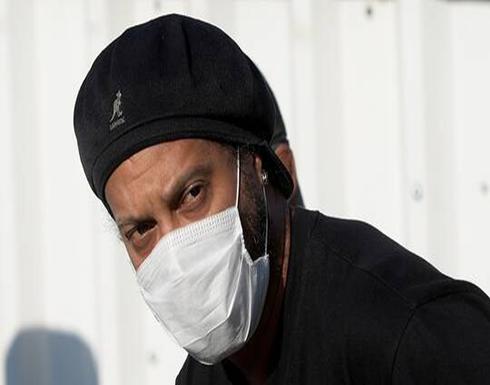 الساحر رونالدينيو يعلن إصابته بفيروس كورونا