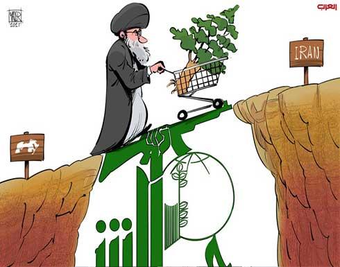 حزب الله جسر نفوذ لإيران