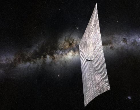 أشرعة الشمس.. طريقة البشر الجديدة للسفر إلى النجوم