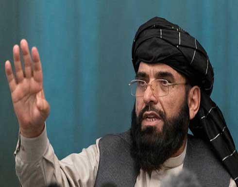 """""""طالبان"""" تتحدث عن موقفها من العلاقات مع إسرائيل"""